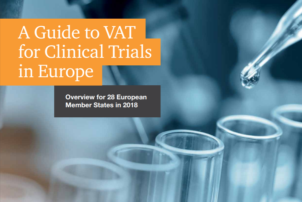 A Guide to VAT for Clinical Trials through Europe